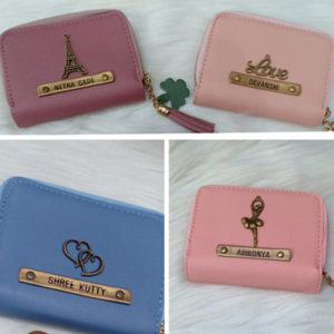 SMALL FLOWER WALLET