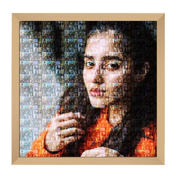 SQUARE MOSAIC SUNBOARD FRAME