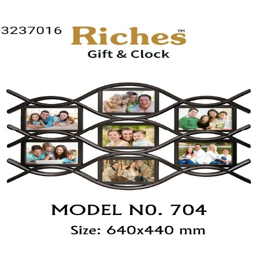 RICHES COLLAGE FRAME