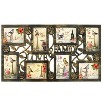 8 PIC COLLAGE FRAME