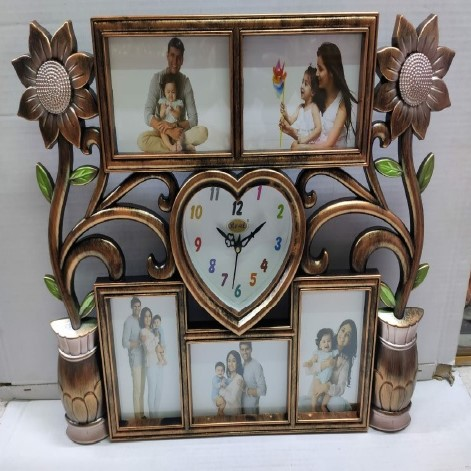 HEART COLLAGE FRAME