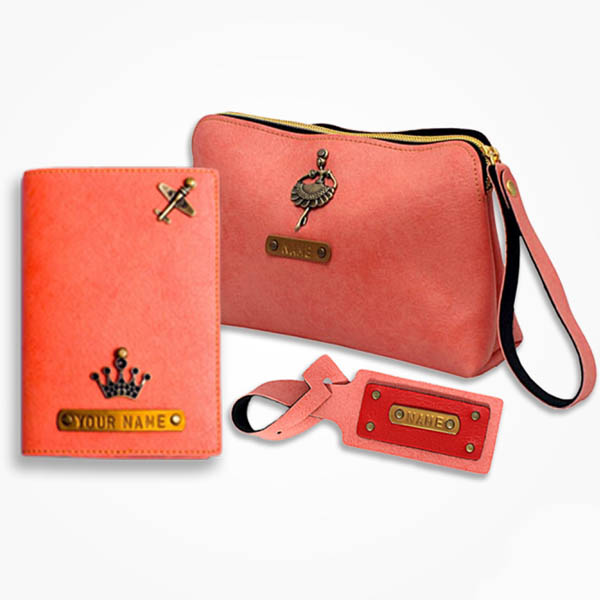 Travel Pouch, Passport cover & Luggage tag