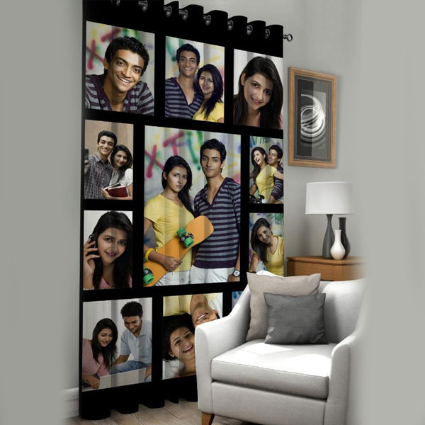 photo curtain
