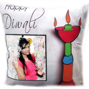 Diwali gift pillow