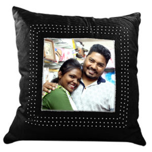 black diamond car pillow