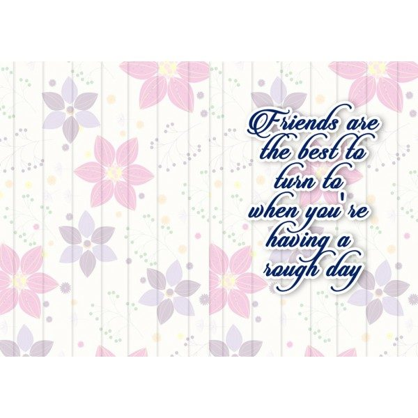 Friendship day Greeting Card`