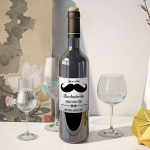 wine bottle lable 2