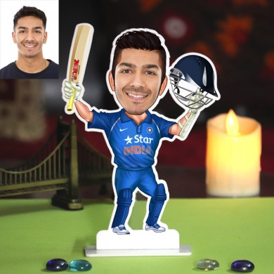 PERSONALIZED BATSMAN CARICATURE