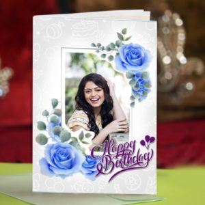 Birthday Greeting Card