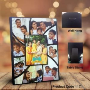 FAMILY 9 PIC MULTI LAYER MDF FRAME
