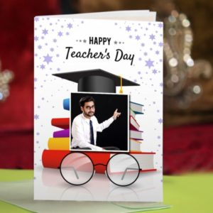 Teacher's Day Greeting Card